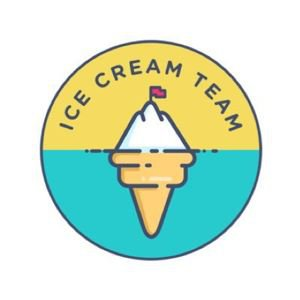 Ice Cream Team logo