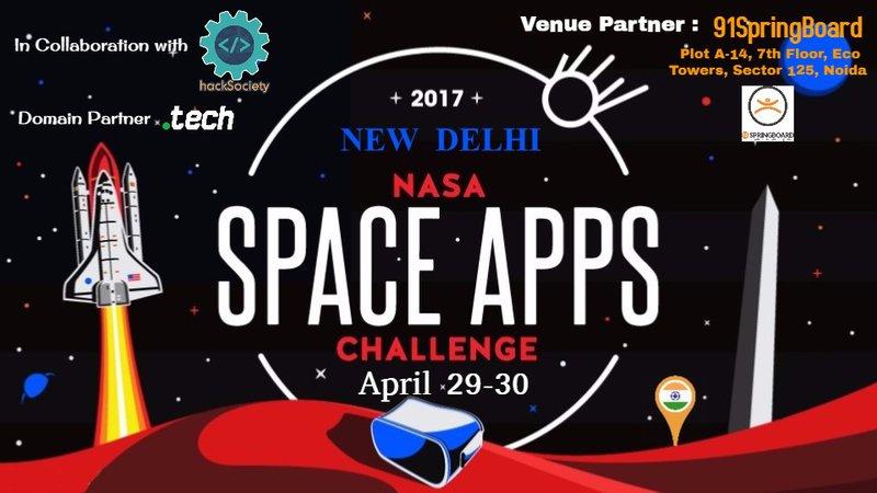 Nasa Space Apps Delhi