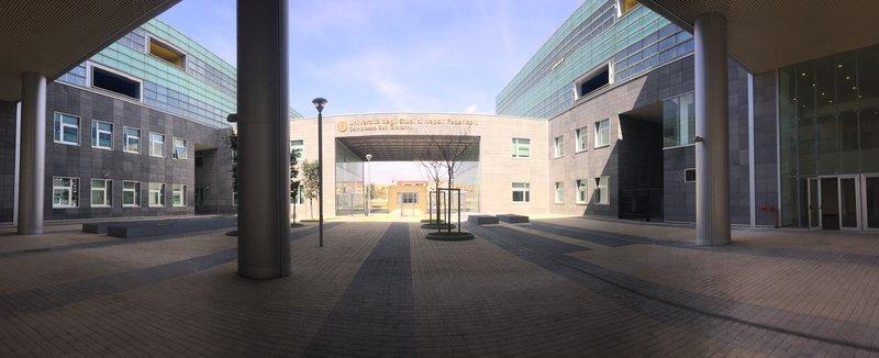 Università degli Studi di Napoli Federico II - Scuola Politecnica e delle Scienze di Base - Complesso Napoli Est di San Giovanni a Teduccio