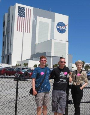 Canaria at NASA