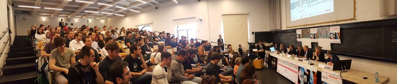 Space Apps Rome 2016